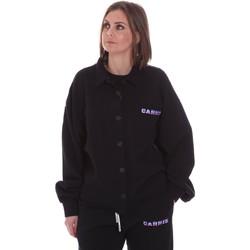 Vêtements Femme Vestes La Carrie 092M-TJ-310 Noir