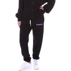 Vêtements Femme Pantalons de survêtement La Carrie 092M-TP-311 Noir