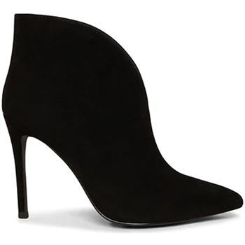 Chaussures Femme Boots Steve Madden SMSALANI-BLK Noir