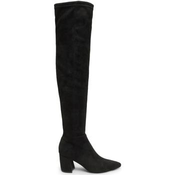 Chaussures Femme Boots Steve Madden SMSNIFTY-BLK Noir