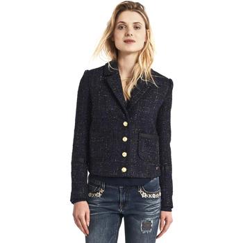 Vêtements Femme Vestes Gaudi 821BD35025 Noir