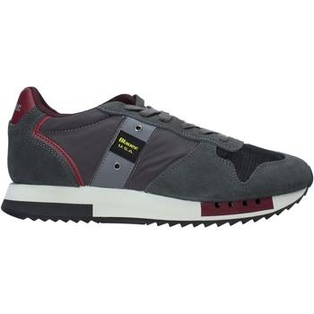 Chaussures Homme Baskets mode Blauer F0QUEENS01/CAM Gris