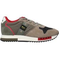 Chaussures Homme Baskets mode Blauer F0QUEENS01/CAM Vert