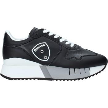Chaussures Homme Baskets mode Blauer F0MYRTLE02/LEA Noir