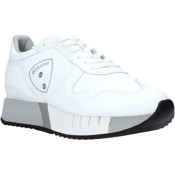 Chaussures Homme Baskets mode Blauer F0MYRTLE02/LEA Blanc