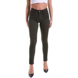 Vêtements Femme Pantalons Hanny Deep F651YALESA03 Vert