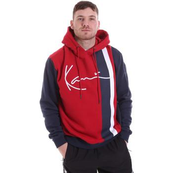 Vêtements Homme Sweats Karl Kani KRCKKMQ32005DRED Rouge