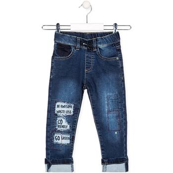 Vêtements Enfant Jeans Losan 025-6038AL Bleu