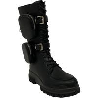 Chaussures Femme Boots Gold&gold B20 GA639 Noir