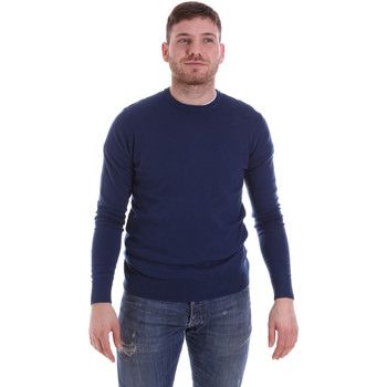 Vêtements Homme Pulls John Richmond CFIL-117 Bleu
