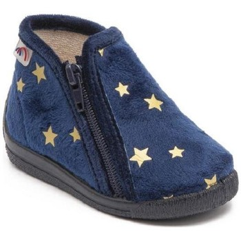 Chaussures Fille Chaussons bébés Bellamy VIANO BLEU