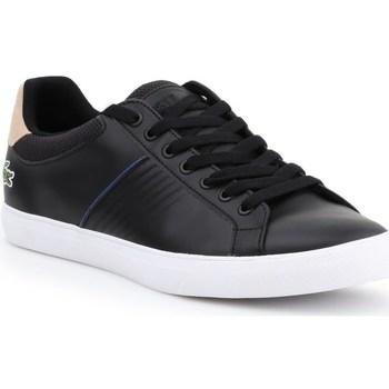 Chaussures Homme Derbies & Richelieu Lacoste Fairlead Noir