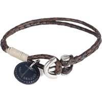 Montres & Bijoux Homme Bracelets Seajure Bracelet Pitcairn Marron