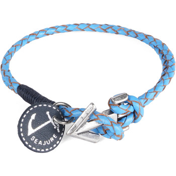Montres & Bijoux Homme Bracelets Seajure Bracelet Socotra Bleu