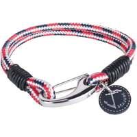 Montres & Bijoux Homme Bracelets Seajure Bracelet Maui Rouge