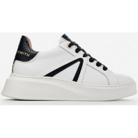 Chaussures Femme Baskets basses Alexander Smith CARNABY bianco-nero
