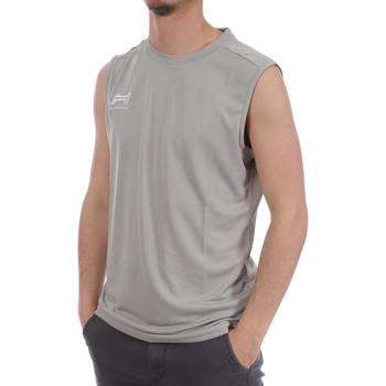 Vêtements Homme Débardeurs / T-shirts sans manche Hungaria H-15TPUXAA00 Gris