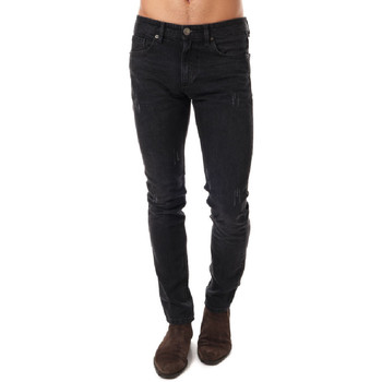 Vêtements Homme Jeans slim Paname Brothers PB-JIMMY Noir