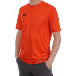 Vêtements Homme T-shirts manches courtes Hungaria H-15TMUUBA00 Orange