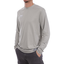 Vêtements Homme T-shirts manches longues Hungaria H-15TMUUCA00 Gris