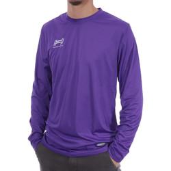 Vêtements Homme T-shirts manches longues Hungaria H-15TMUUCA00 Violet