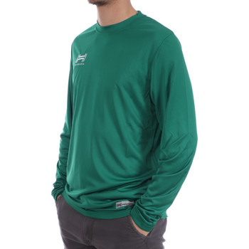 Vêtements Homme T-shirts manches longues Hungaria H-15TMUUCA00 Vert