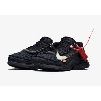 Chaussures Baskets basses Nike Air Presto x Off-White