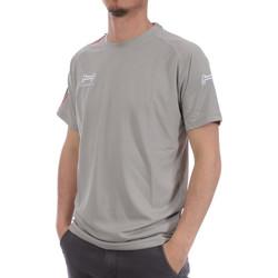 Vêtements Homme T-shirts manches courtes Hungaria H-15TPUXBA00 Gris