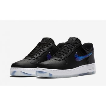 Chaussures Baskets basses Nike Air Force 1 Low x PlayStation Black/White – Varsity Royal
