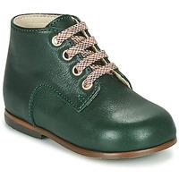 Chaussures Fille Baskets montantes Little Mary MILOTO Kaki