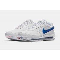 Chaussures Baskets basses Nike Air Max 97/BW x Skepta Summit White/Hyper Cobalt-White