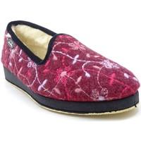 Chaussures Femme Chaussons Semelflex CALOZOE BORDEAUX