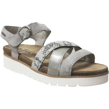 Chaussures Femme Sandales et Nu-pieds Mobils By Mephisto Thina Gris