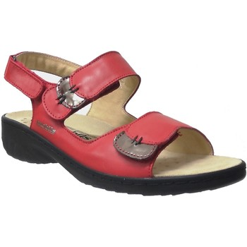 Chaussures Femme Sandales et Nu-pieds Mobils By Mephisto Getha Rouge