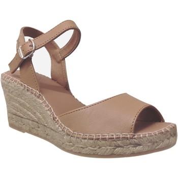 Chaussures Femme Espadrilles Toni Pons Sia-p Marron clair