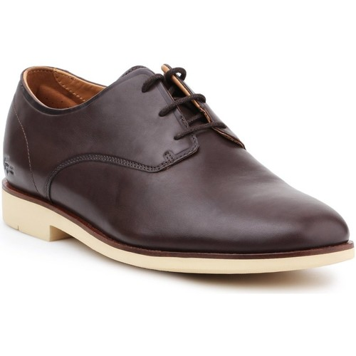 Chaussures Homme Derbies Lacoste Crosley Prem116 1 CAM 7-31CAM0110176 brązowy