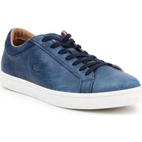 Chaussures Homme Baskets basses Lacoste 7-30SRM0027003 granatowy
