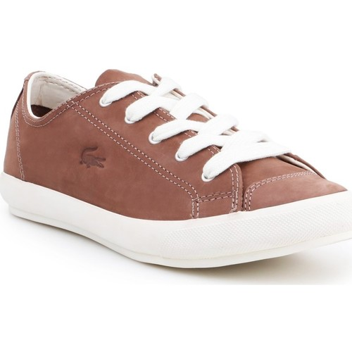 Chaussures Femme Baskets basses Lacoste 7-27SRW1240176 brązowy