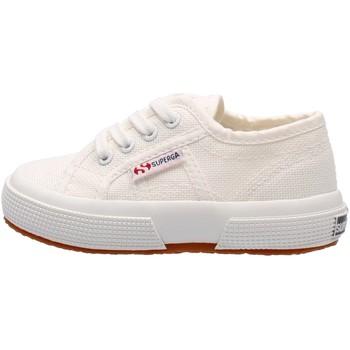 Chaussures Garçon Baskets basses Superga - 2750 lacci bianco S0005P0 2750 901 BIANCO