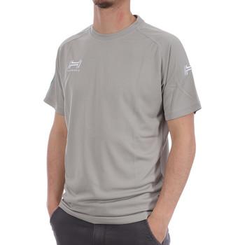 Vêtements Homme T-shirts & Polos Hungaria H-15TPUXBA00 Gris