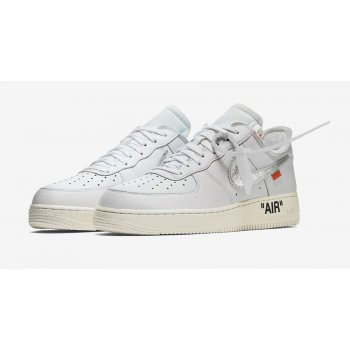Chaussures Baskets basses Nike Air Force 1 Low x Off-White