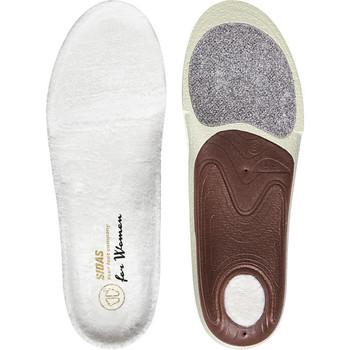 Accessoires Femme Accessoires chaussures Sidas Semelles Winter 3D Comfort Women Blanc