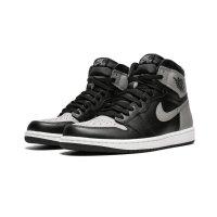 Chaussures Baskets montantes Nike Air Jordan 1 High Shadow Black/Soft Grey