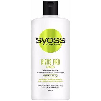 Beauté Soins & Après-shampooing Syoss Giorgio Beverly Hills Cabello Ondas O Rizos  440 ml