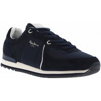 Chaussures Homme Baskets mode Pepe jeans CH TINKER CITY Bleu