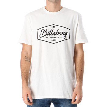 Vêtements Homme T-shirts manches courtes Billabong N1SS15BIP9 Blanc