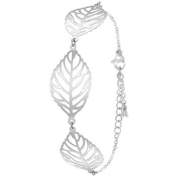 Montres & Bijoux Femme Bracelets Sc Crystal B1256-ARGENT Argenté