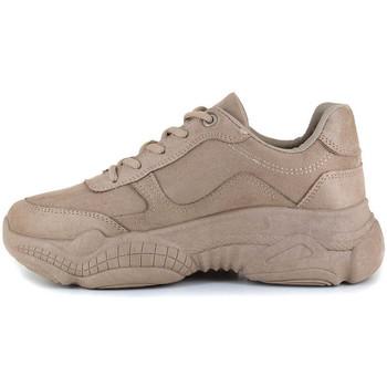 Chaussures Femme Baskets basses Loca Lova AUBREY BEIGE Beige