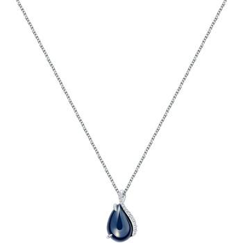 Montres & Bijoux Colliers / Sautoirs Bleue Joaillerie Collier  en Céramique Blanche et Oxyde Blanc