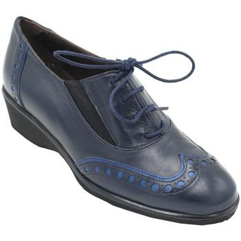Chaussures Femme Derbies Angela Calzature ANSANGC03blu blu